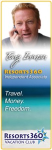 Tony Inman Resorts 360