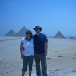 Tony & Jo in Egypt