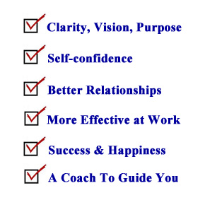 what-you-get from working with Coach and Consultant, Tony Inman