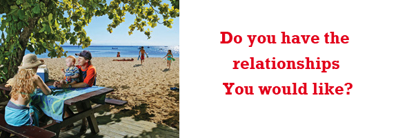 Do You Have The Relationships You Want?