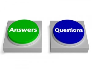 The Answers Lie in Asking the Right Questions!