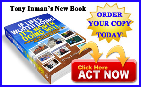 Order Tony Inman's new book here