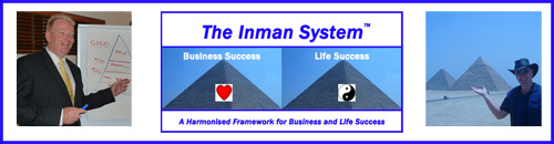 The Inman System helps you build a lasting business and have a memorable life too