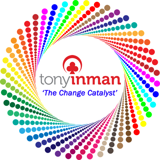 Tony Inman – The Change Catalyst -'Simplifying Your Success Journey'